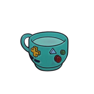 AdventureTime Mug Enamel Pin Set - Pinovations