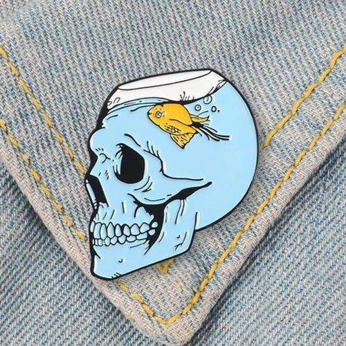 DeadFish Pin - Pinovations