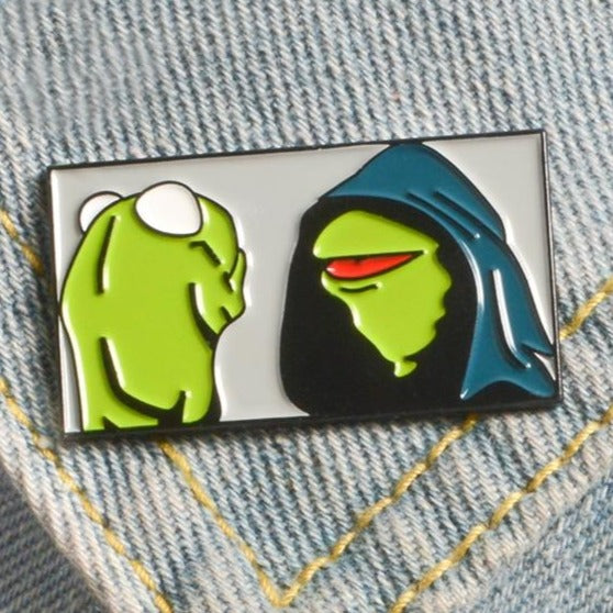 Evil Friends Pin - Pinovations