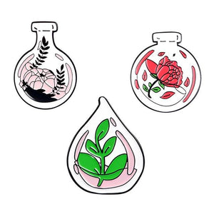 Poisonous Potions Pin Set - Full - Pinovations