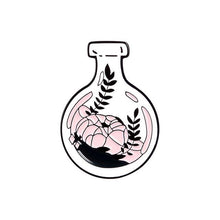 Load image into Gallery viewer, Poisonous Potions Pin Set - Pink Potion - Pinovations