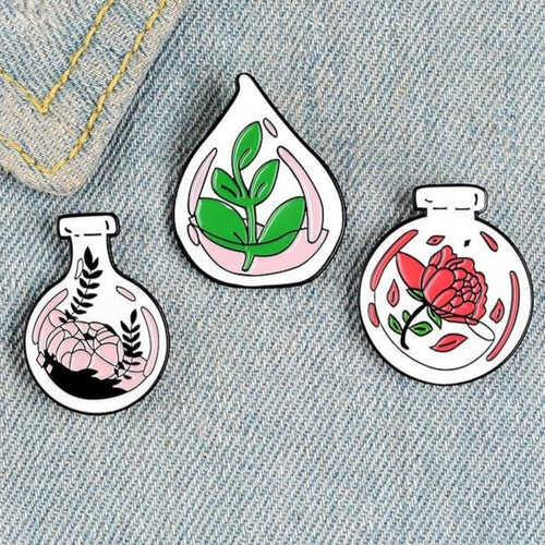 Poisonous Potions Pin Set - Pinovations