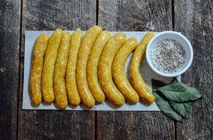 Chicken Pathan Sausages