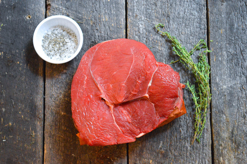 Organic Sirloin Tip Steak