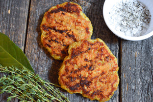 Chicken Pathan Patty