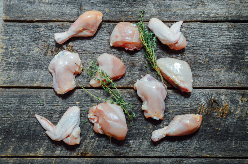 Cage-Free Whole Chicken (Cut Pieces)