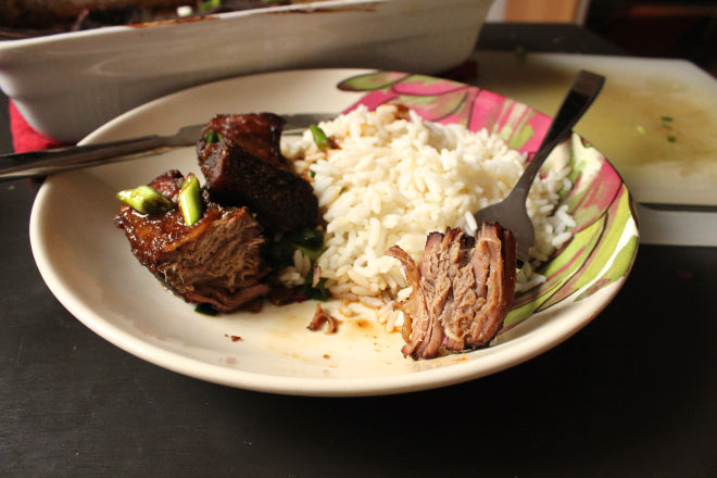 Organic Boneless Short Ribs