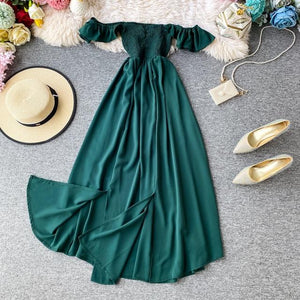 mixi long Dress Summer