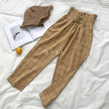 Load image into Gallery viewer, Trousers Harajuku Casual Pants