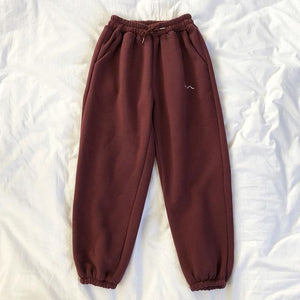 Winter Women Harem Pants