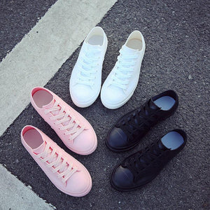 Women White Sneakers Shoes