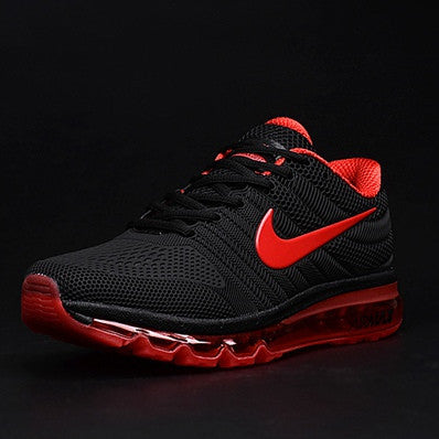 size 40 87332 d2459 Nike Air Max 2017 - Red and Black