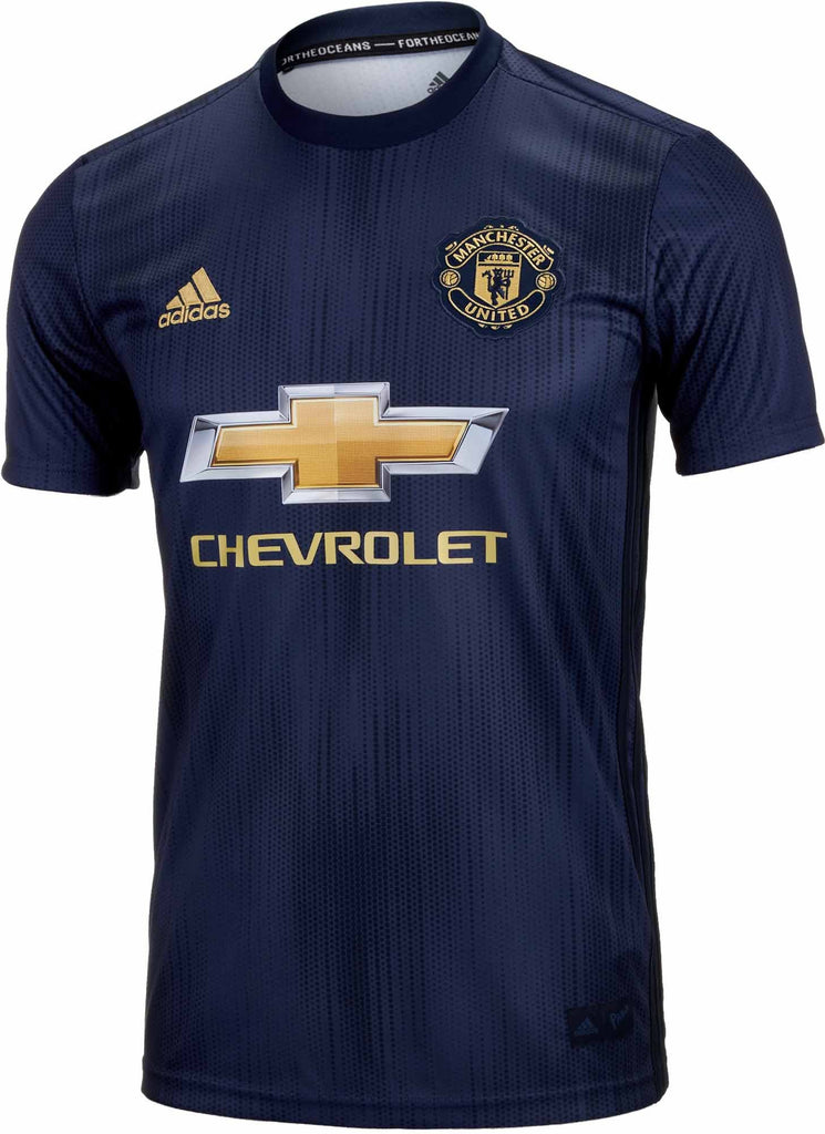 low priced dbd56 6f729 Male Adidas Manchester United Away 2019 2018