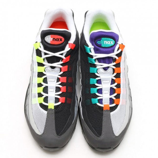 official photos 584c5 c00ae Nike Air Max 95 Greedy-Multi Color