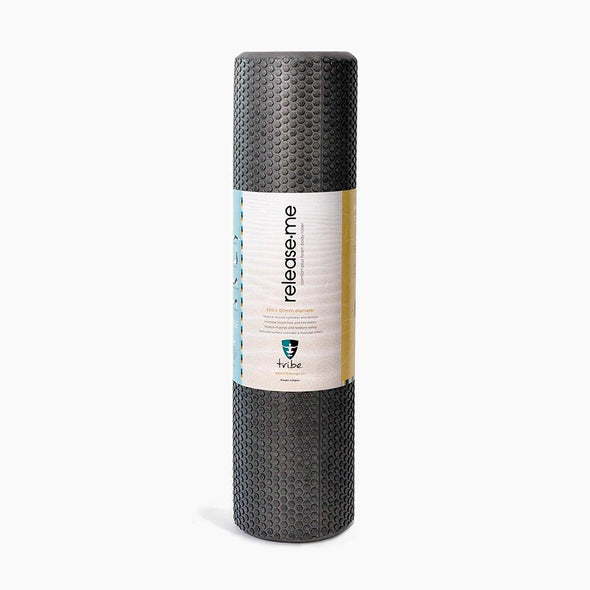 Release.Me Foam Body Roller - wrapped | TRIBE Yoga
