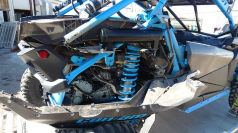 Can-Am X3 Direct Fit Onboard Air System