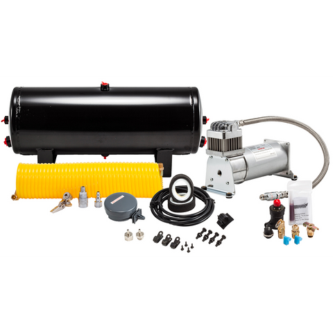 Model 6350 Heavy Duty, 150 PSI Onboard Air System