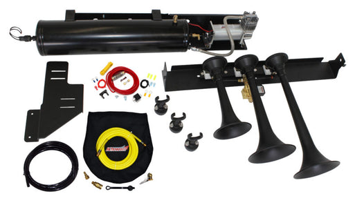 Train Horn System for 2009-2014 Ford F-150 and SVT Raptor VELO-734