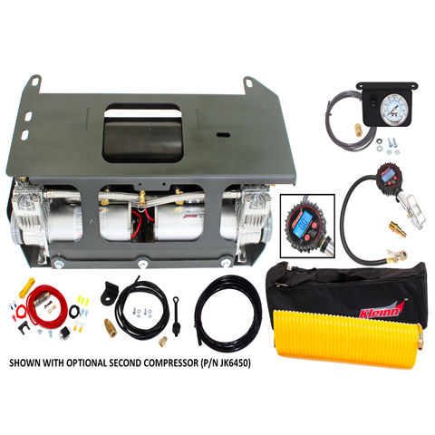 Jeep Wrangler JLU High Performance Onboard Air System