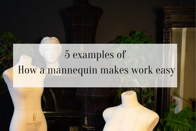 5 examples of How a mannequin makes work easy