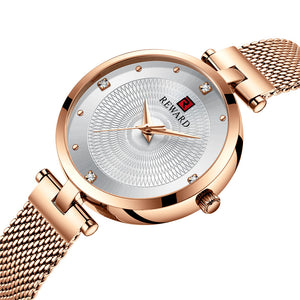 Gorgeous Stainless Steel REWARD Watch