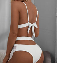 Load image into Gallery viewer, Beautiful Sexy Flattering White Swimsuit