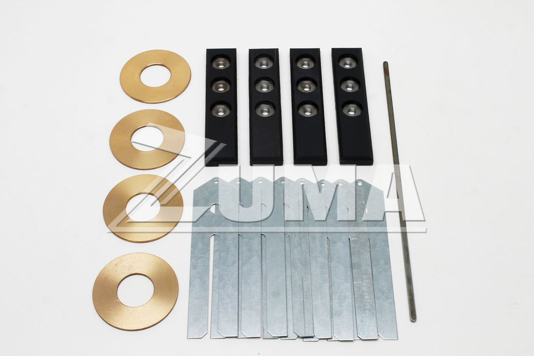 SVC KIT,SIDE WEARPAD 636 ONLY (Genie Part # 123372GT OR 123372)