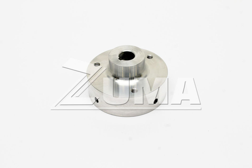 COUPLER  HALF, 4 INCH (ALUM)** (Genie Part # 13056GT OR 13056)