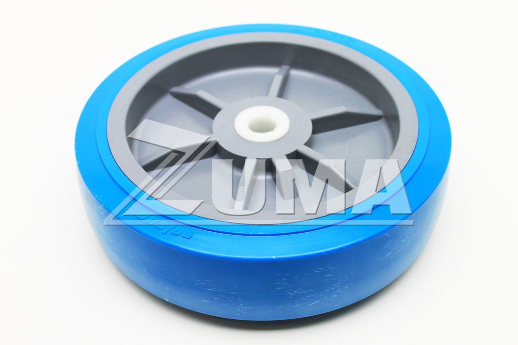 WHEEL,POLY.,BLUE,10 X.75 X2.50 (Genie Part # 23374GT OR 23374)
