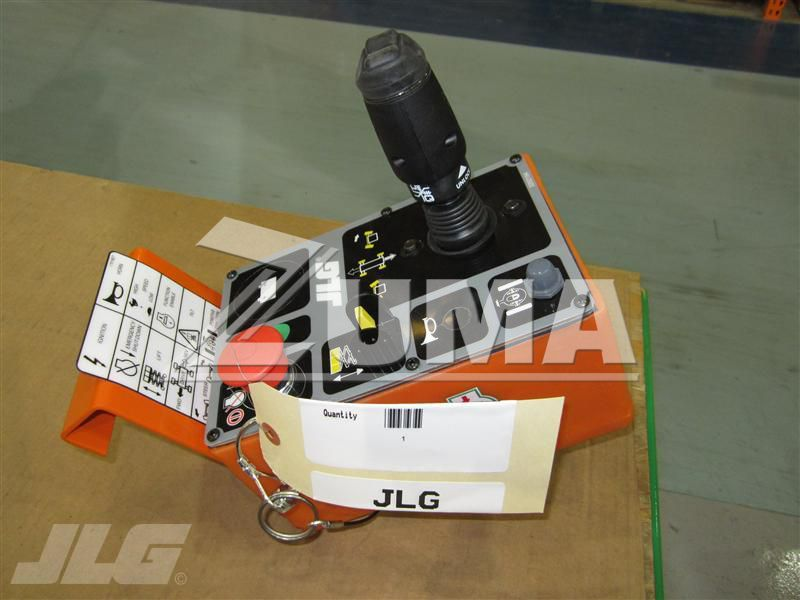 ASSY CONTROL BOX WITH WIRING (JLG Part # 0253100S)