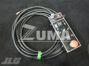 REMOTE DRIVE BOX (4WS) (JLG Part # 0253604)