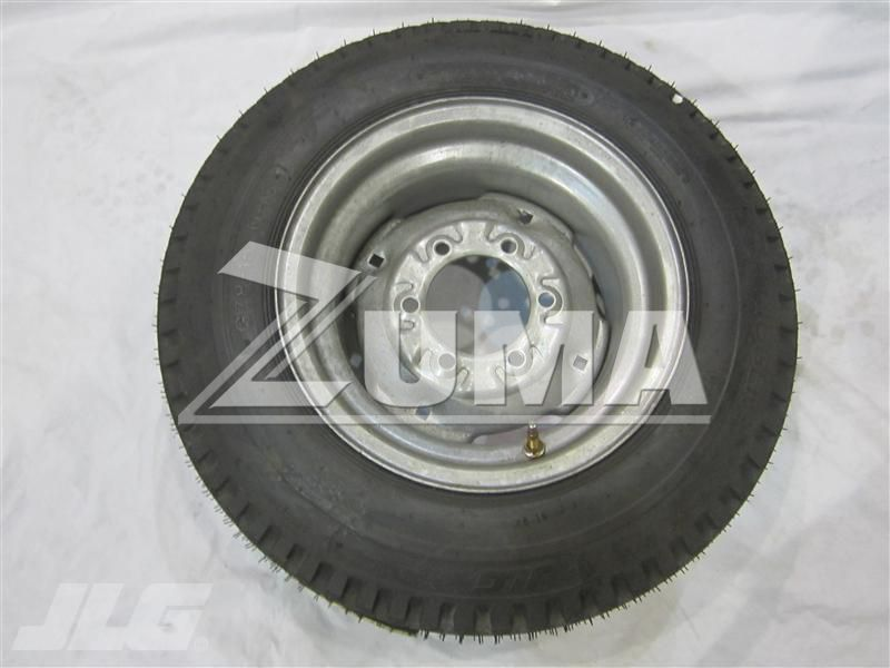 225/75R15 F/F TIRE,WHEEL (JLG Part # 0253784)