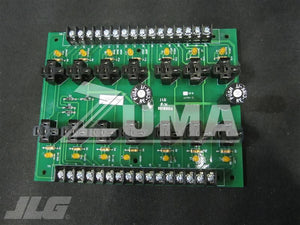 P/C BOARD, CIRCUIT RELAY DEUTZ (JLG Part # 0610084)