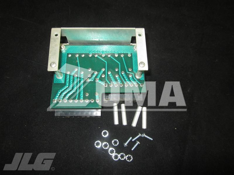 P/C BOARD, CIR CARD TIME DELAY (JLG Part # 0610105)
