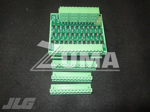 P/C BOARD, DIODE CIR MODULE (JLG Part # 0610107)