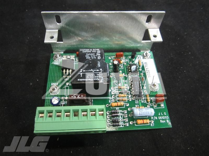 P/C BOARD, CARD TIME DELAY (JLG Part # 0610113)