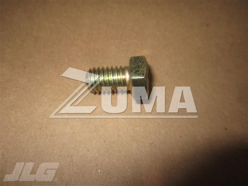 SCR CAP HH 5,.375-16X.625 (JLG Part # 0641605)