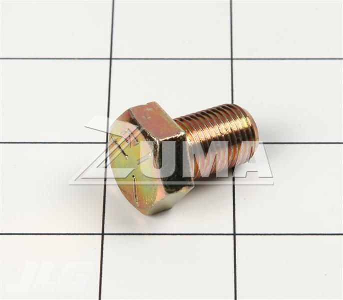 SCREW,HEX HD CAP 1/2-20X3/4
