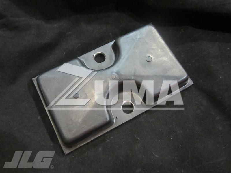 BUMPER, (40HAE) (JLG Part # 0940048)