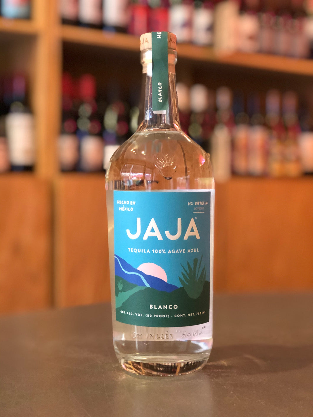 JaJa Tequila Blanco (750ml)