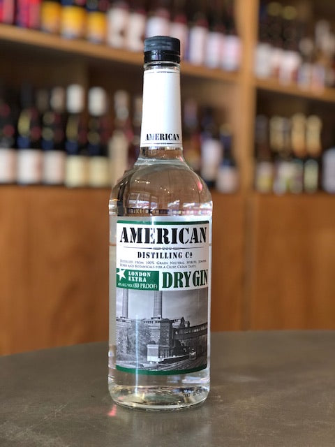 American Distilling Co Dry Gin
