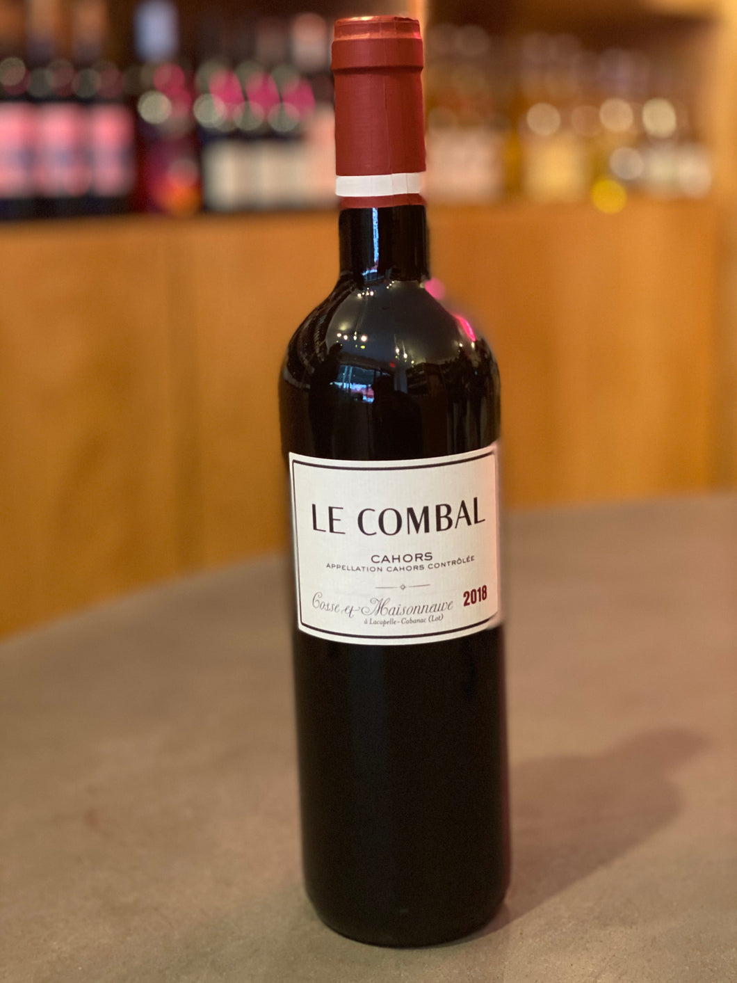 Cahors Le Combal (Malbec)