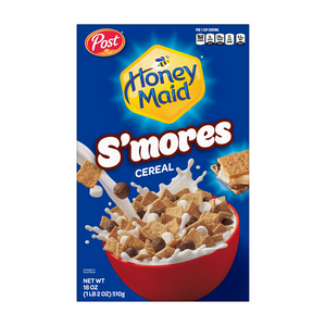 S'mores Cereal - Soflo Snacks