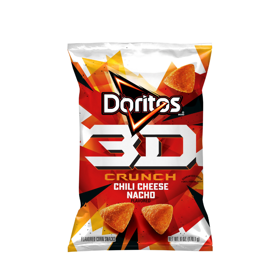 Doritos 3D Chili Cheese Nacho - Soflo Snacks