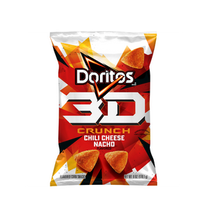 Doritos 3D Chili Cheese - Soflo Snacks