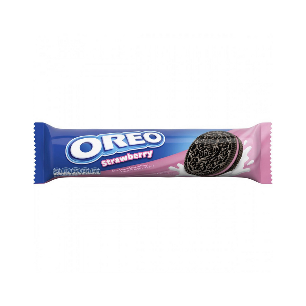 Oreo Strawberry Creme - Soflo Snacks