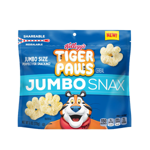 Tiger Paws Jumbo Snax - Soflo Snacks