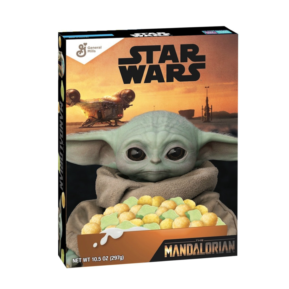 Star Wars: Baby Yoda - Soflo Snacks