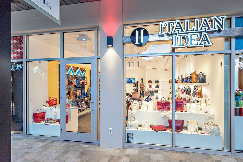 Italian Idea - The Mall At Sundial Store