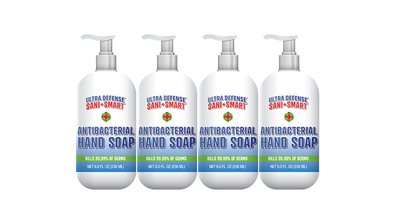 Antibacterial Hand Soaps - Use & Benefits